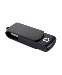 Recycloflash Gerecyclede memory stick 1GB bedrukken